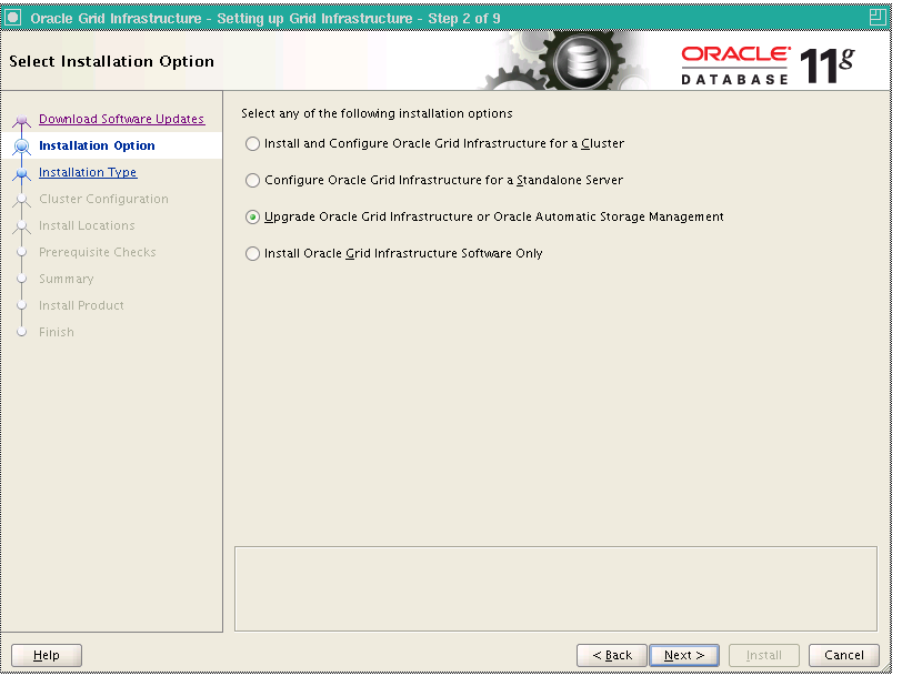 oracle grid infrastructure 11gr2 11.2.0.3