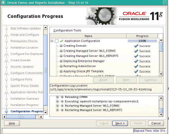 Installing 11g Fusion Middleware Forms and Reports 11 1 2 | Oracle