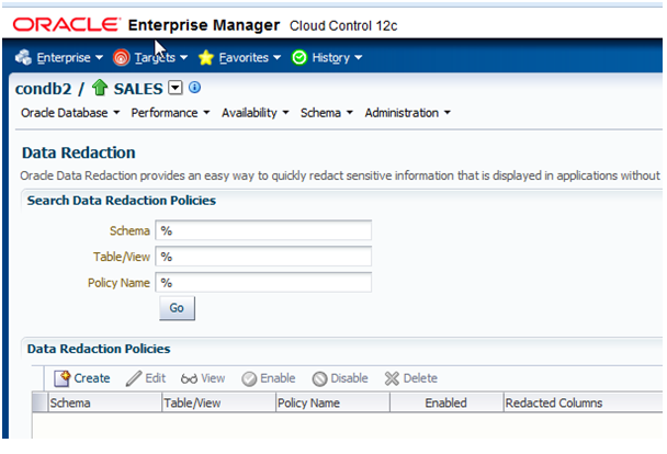 Oracle Database 12c New Feature – Data Redaction   Oracle