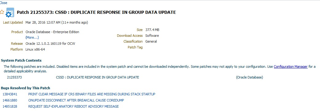 Oracle 12c Release 2 (12 2 0 1 0) Grid Infrastructure Upgrade