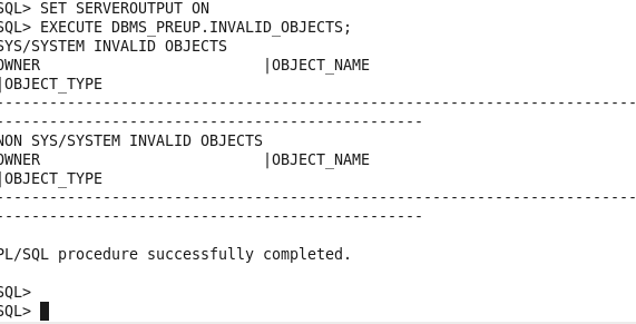 Oracle Database 12c Release 2 (12 2 0 1) upgrade using DBUA