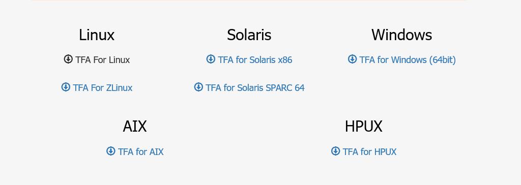 Trace File Analyzer 18 1 1 – ORACLE数据库服务热线